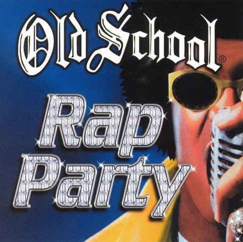 Various - Old school rap party (CD) - image 1 of 1