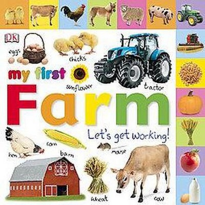 My First Farm (Board)by Dawn Sirett