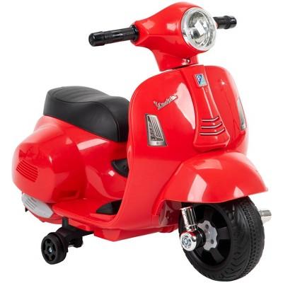 Huffy 6V Vespa Toddler Powered Ride-On - Red