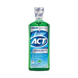 Act Mint Fluoride Rinse - 18 fl oz