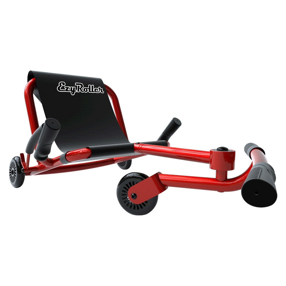 Ezyroller Classic Red, Pedal and Push Riding Toys