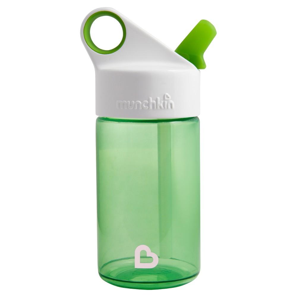 Image of Munchkin 12oz Sports Bottle - Green