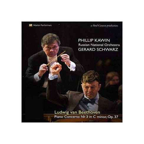Phillip Kawin: Beethoven Piano Concerto Number 3 (DVD) - image 1 of 1