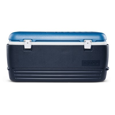 Igloo MaxCold Hard Sided 100qt Cooler - Ice Blue/Gray