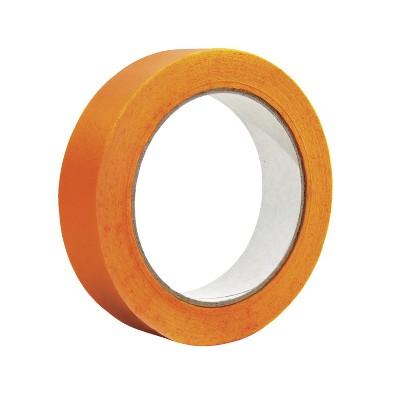 Creativity Street Masking Tape with 3 Inch Core, 1 Inch x 60 Yards, Orange