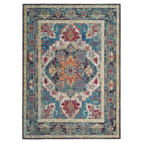 9'X12' Loomed Area Rug Blue/Purple - Safavieh® - image 1 of 1