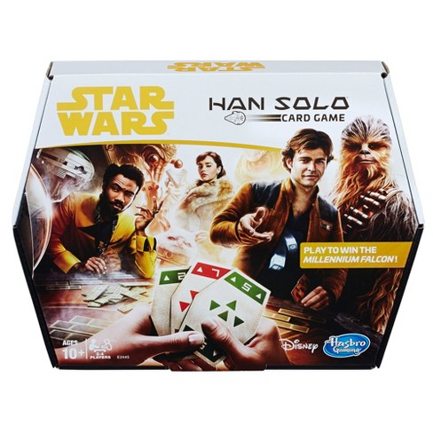 Star Wars Han Solo Card Game - image 1 of 7