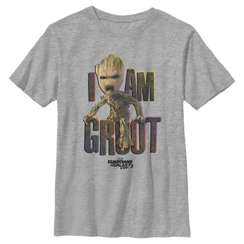 Marvel Boys' Guardians of Galaxy Vol. 2 Groot Growl T-Shirt - image 1 of 1