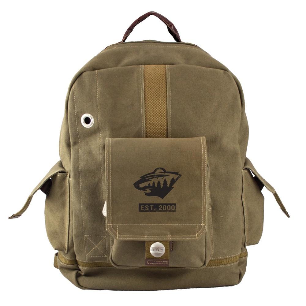 NHL Minnesota Wild Prospect Backpack
