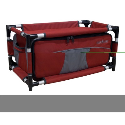 Camp Chef Mountain Series Sherpa Table & Organizer - Red