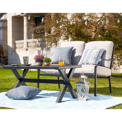 3pc Patio Seating Set - Patio Festival
