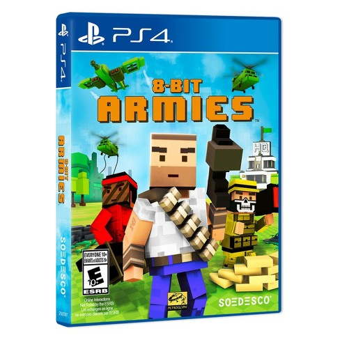 8-Bit Armies - PlayStation 4 - image 1 of 6