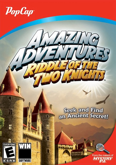 Amazing Adventures: Riddle of The Two Knights - PC Game (Digital) - image 1 of 1