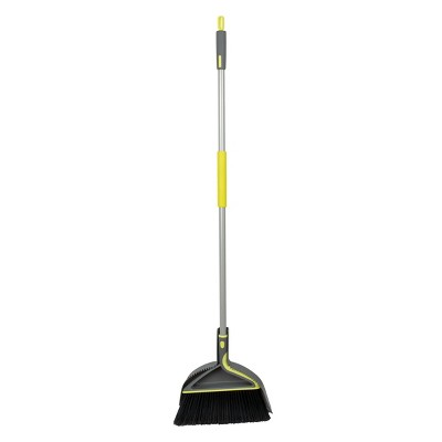 Wayclean Deluxe Broom with Dustpan