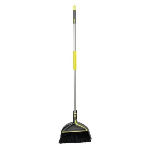 Wayclean Deluxe Broom with Dustpan - image 1 of 4