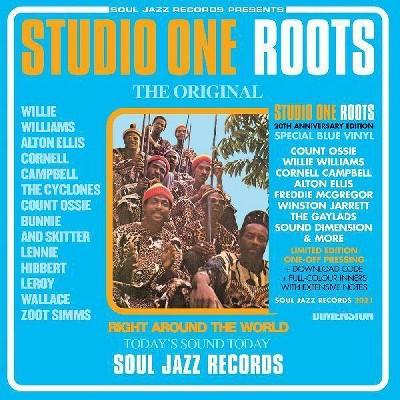 Soul Jazz Records Pr - Studio One Roots (Sky Blue Vinyl)