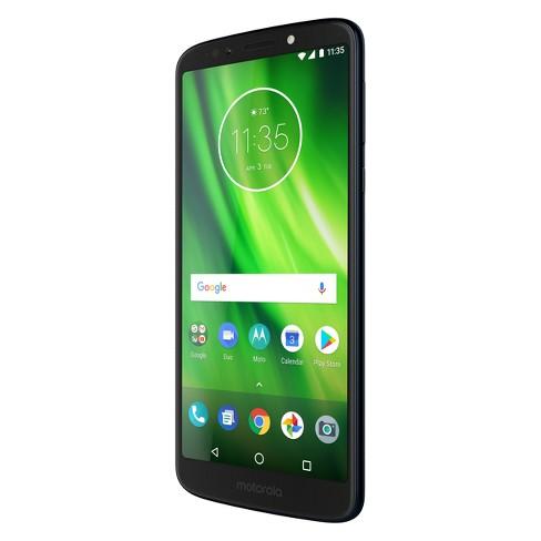 Motorola G6 Play Universal Unlocked (32GB) - Indigo