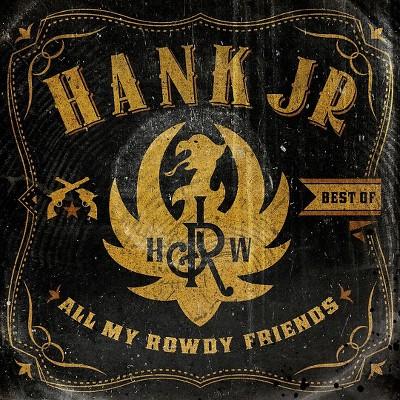Best Of-All My Rowdy Friends (CD)
