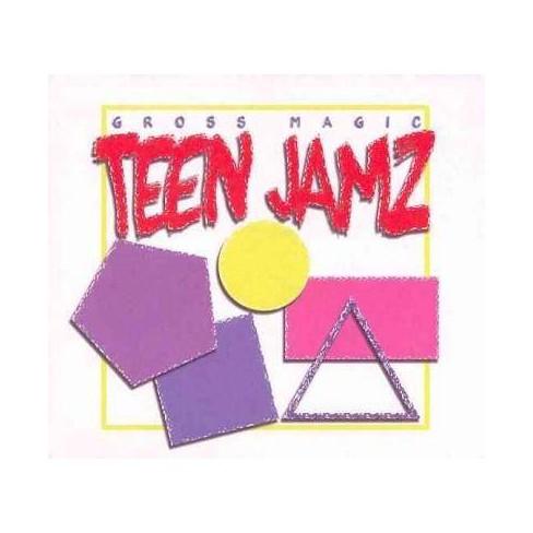 Gross Magic - Teen Jamz (EP) (Digipak) (CD) - image 1 of 1