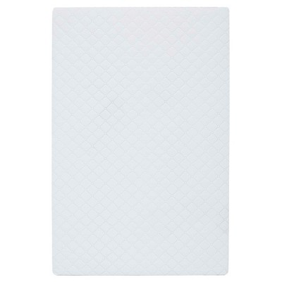 Dream On Me 3  Extra Firm Portable Crib Mattress - White