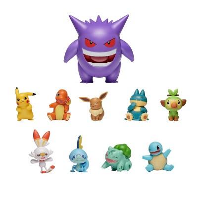 Pokemon Battle Figures 10 Pack