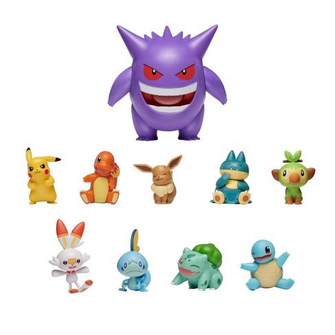 Pokemon Battle Figures 10 Pack - image 1 of 4