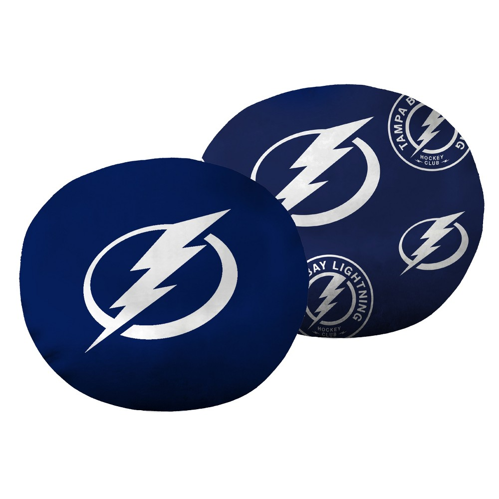 NHL Tampa Bay Lightning Cloud Pillow