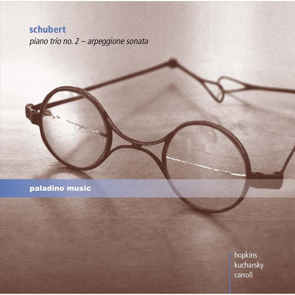 Elizabeth Hopkins - Schubert:Piano Trio No 2/Arpeggione S (CD)