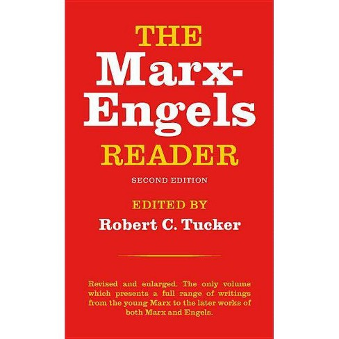 The Marx-Engels Reader - 2 Edition by  Friedrich Engels & Karl Marx (Paperback) - image 1 of 1