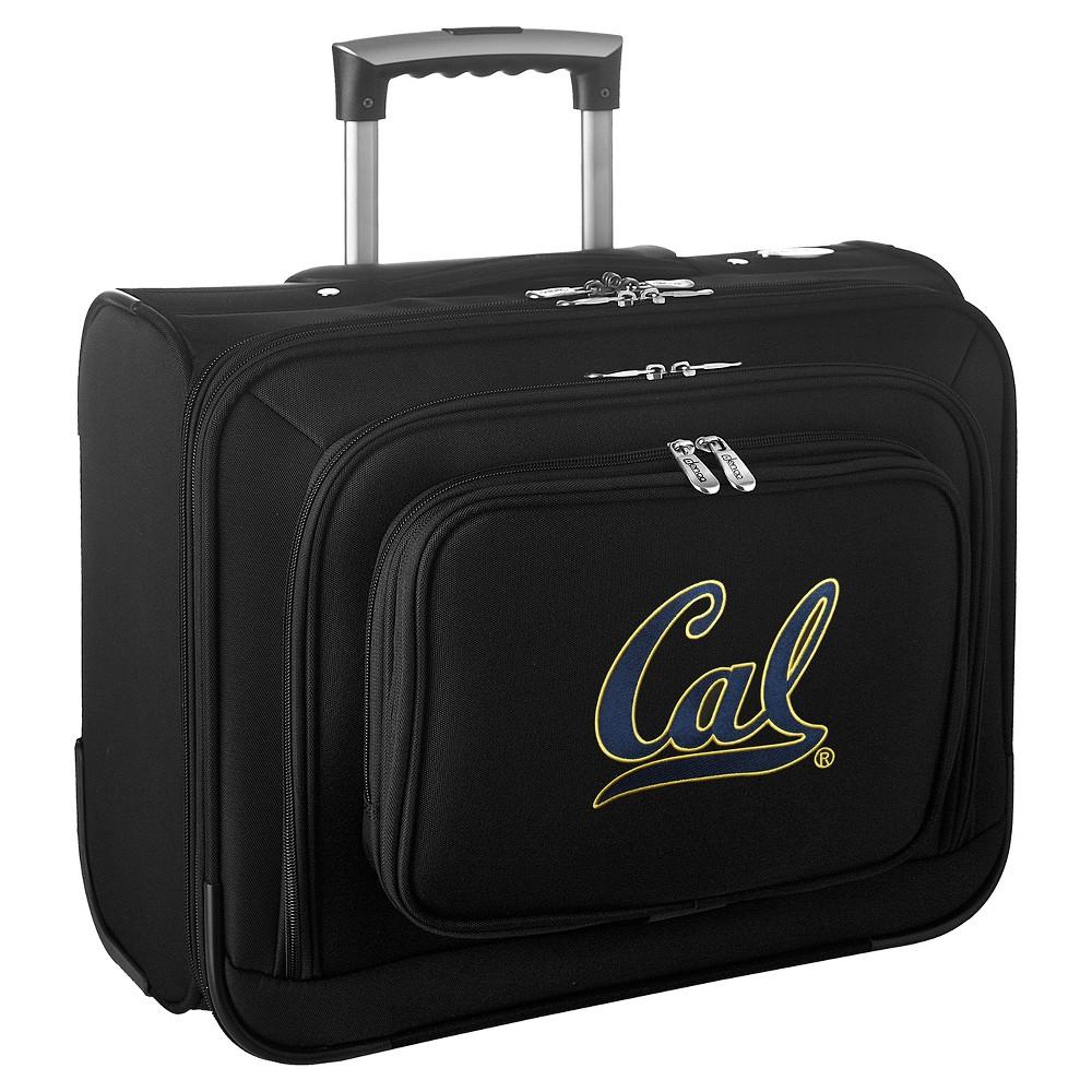 NCAA Cal Golden Bears Mojo Wheeled Laptop Overnighter Suitcase