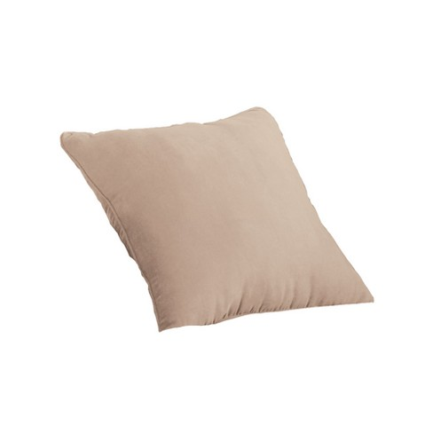 Suede Throw Pillow - Sure Fit - image 1 of 3