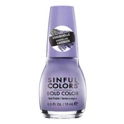 Sinful Colors Essenchills Professional Nail Polish - 0.5 fl oz