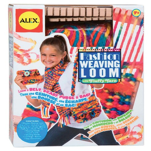 ALEX Toys Craft Fashion Weaving Loom - image 1 of 4
