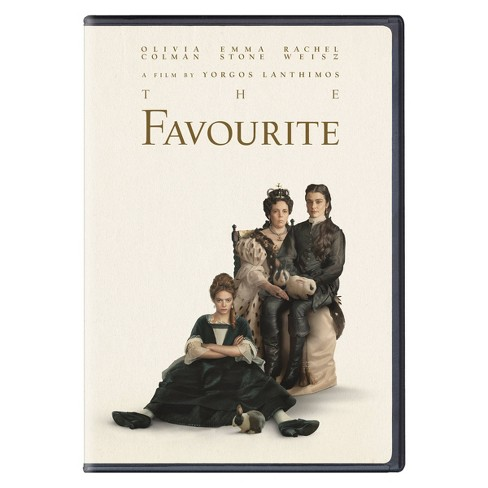 The Favourite (DVD) - image 1 of 1