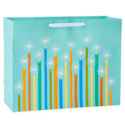 Medium Candles Bag Turquoise - Spritz™