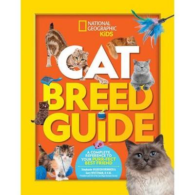 Cat Breed Guide - by  Gary Weitzman & Stephanie Warren Drimmer & Stephanie Drimmer (Hardcover)