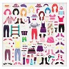 Melissa & Doug Deluxe Puffy Sticker Activity Book Set: Day of Glamour and Riding Club - 392 Reusable Stickers - image 4 of 4