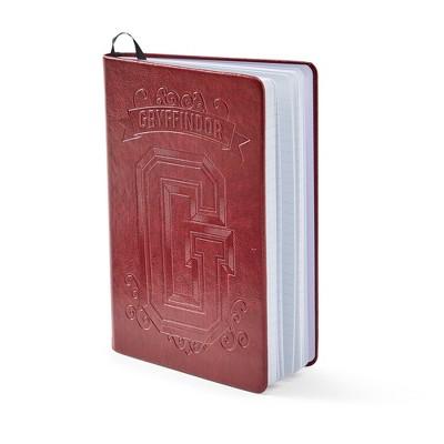 """Seven20 Harry Potter HogwartsHouse Gryffindor Debossed-Cover Journal - 7.25""""x 5"""""""