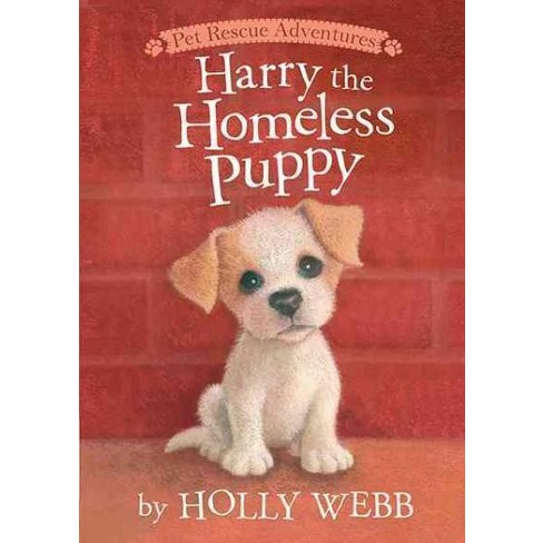 Harry the Homeless Puppy - (Pet Rescue Adventures) by  Holly Webb (Paperback) - image 1 of 1