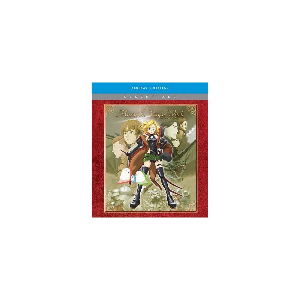 Maria The Virgin Witch:Complete Serie (Blu-ray)