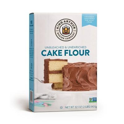 King Arthur Flour Unbleached Cake Flour - 32oz