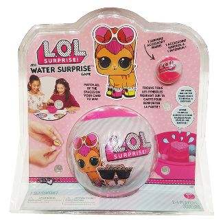 L.O.L. Surprise! Water Surprise Pets Game