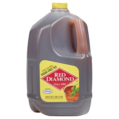 Red Diamond® Sugar- Free Tea 128 fl oz - image 1 of 1