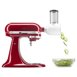 KitchenAid Fresh Prep Slicer/Shredder Attachment - White KSMVSA