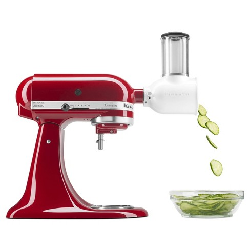 KitchenAid Fresh Prep Slicer/Shredder Attachment - White KSMVSA - image 1 of 4