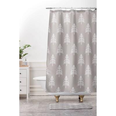 Palm Tree Shower Curtain Target