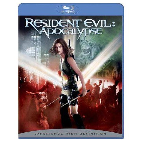 Resident Evil Apocalypse Movies Target