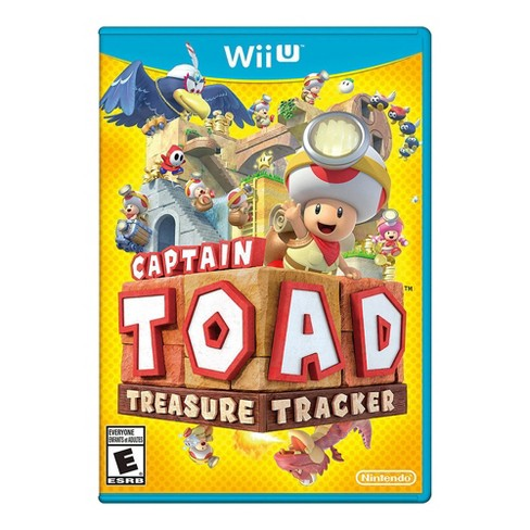 Captain Toad: Treasure Tracker - Nintendo WiiU Digital - image 1 of 1