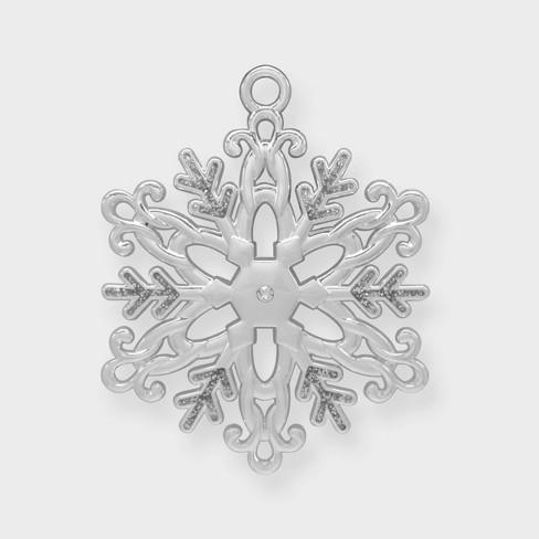 Harvey Lewis 2020 Snowflake Christmas Ornament, Genuine Swarovski Crystals Harvey Lewis Mini Snowflake Ornament With Crystals From Swarovski