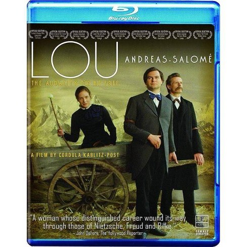 Lou Andreas-salome: The Audacity To Be Free (Blu-ray) - image 1 of 1
